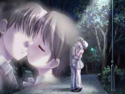 wallpapers de angeles. wallpaper anime amor angeles
